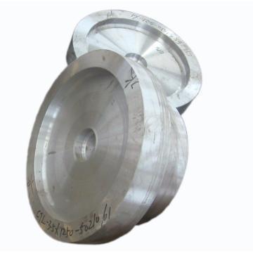 Peças forjadas de rodas para máquinas-ferramenta