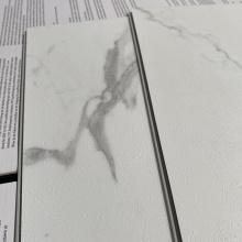 Decorative Home Marble White SPC Stone Flooring