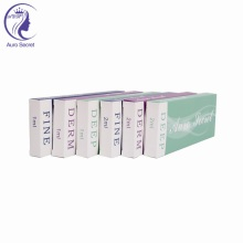 Tverrbundet Hyaluronic Acid Korea Dermal Filler