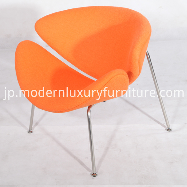 Replica Pierre Paulin Orange Slice Chairs