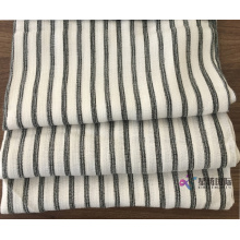 Stripe Tencel Blend Cotton Yarn Tejido teñido