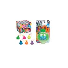 Novedad venta caliente tiza bomba para la celebración de navidad con seis colores