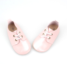 Cute Best Prewalker Baby Zapatos casuales de cuero