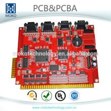 Placa FR4 HASL PCB, montaje de PCB y fabricación de PCB