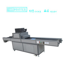 TM-UV400L pantalla de seda tinta UV que imprime la máquina de curado