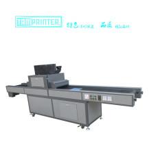 ТМ-UV400L плоской трафаретной УФ чернила отверждения машина
