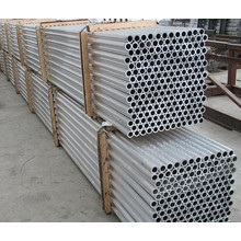 Cold Drawn Aluminum Pipe 5052, 5083, 5A02