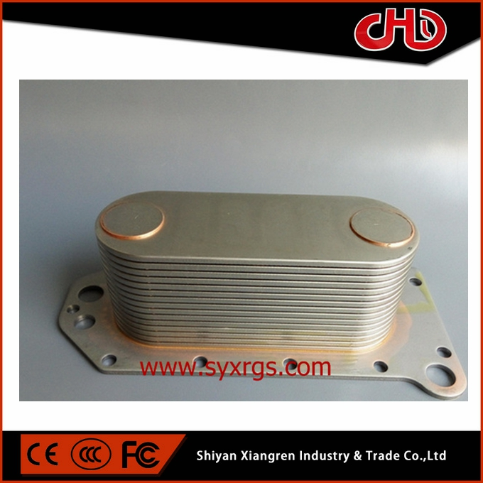 6L Oil Cooler Core