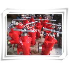 API 10000psi Válvula de portão de alta qualidade (G47Y)