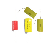 Topmay 250V Axial Metallized Polypropylene Film Capacitor Tmcf20