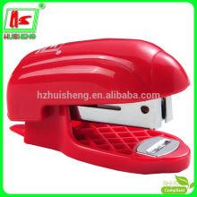 Mini grampeador de plástico de moda quente para venda (HS120-10)