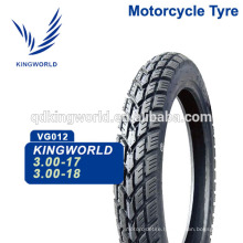 Vee rubber grip pattern motorcycle tire 300-18 in Kenya market