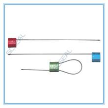 segurança de diâmetro 5,0 mm vedação do cabo