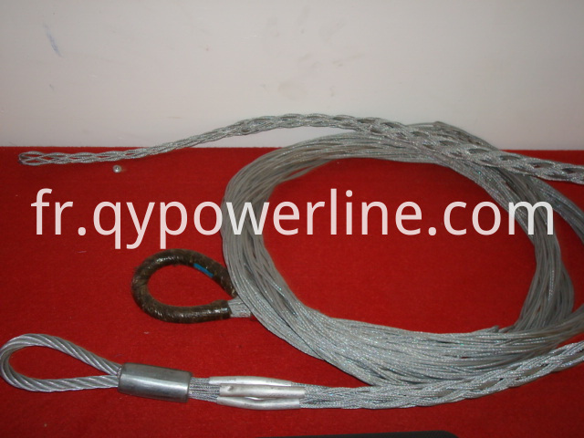 Conductor Pulling Grip Mesh Socks