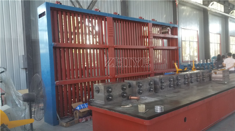 Steel Pipe Welding Making Machines