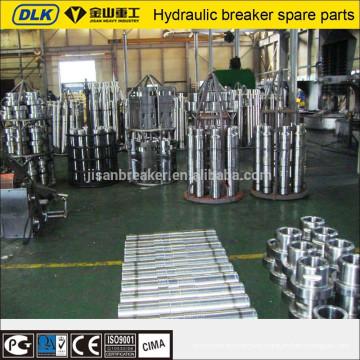 Base de tubo para piezas de repuesto de martillo hidráulico precio de buena calidad