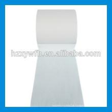 Lapidação transversal / tela não tecida paralela de Spunlace do poliéster viscose de Spunlace