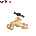 LB-GutenTop China supplier brass lock cock faucet/ bibcock