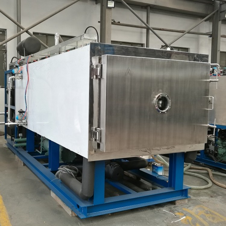 large scale freeze dryer