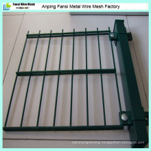 Galvanized Easily Assembled Garden Double Wire Mesh Fence