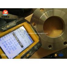 Inconel aleación 600 brida SWRF B564 N06600