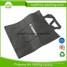 Recicle la bolsa no tejida plegable de Eco Custom Custom PP