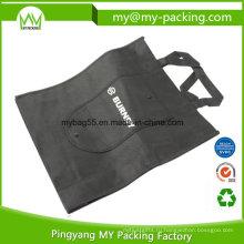 Рециркулируйте Eco Содружественный изготовленный на заказ PP складной Non Сплетенный мешок