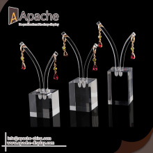 High definition Cheap Price for Jewelry Counter Display acrylic ring display stand supply to Slovenia Exporter