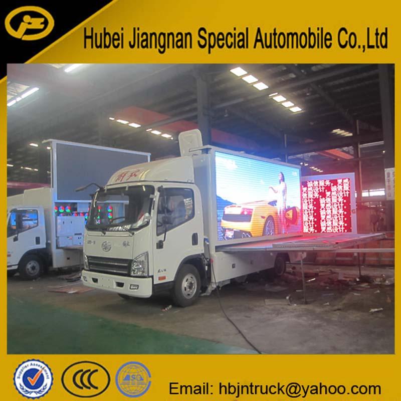 Howo Led Screen Truck