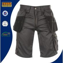 Men′s algodón Multi bolsillos pantalones cortos de Woking