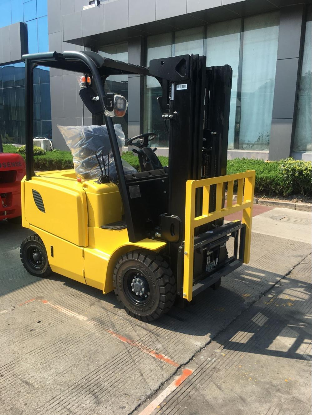 Electric Forklift With Zapi Controller