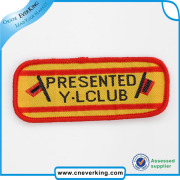 Hot Effect Embroidery Patch for Clothes