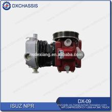 Repuestos originales de automóviles DX-09 para JMC Truck Air Conditioning Compressor