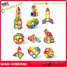 Fábrica de brinquedos magnéticos