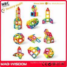 Магнитная фабрика игрушек