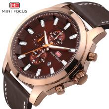 Модные кварцевые часы MINI FOCUS от ведущих мировых брендов