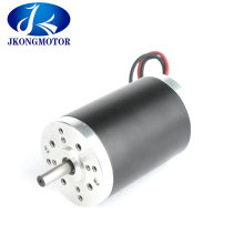 80mm Brush DC Motor Electric DC Motor 24V with Factory Price