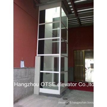 Small passenger elevator