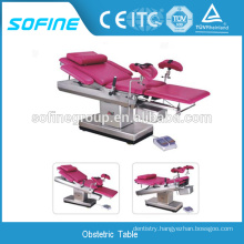 Medical Electrical Obstetric Table In China
