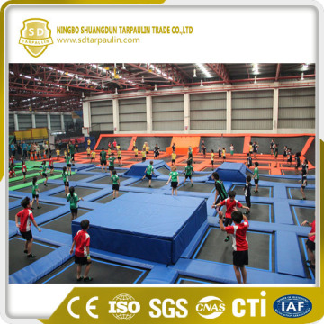 Multipurpose PVC Coated Fabric For Trampoline Fabric