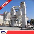 Famous SBM brand gypsum powder production plant, graphite powder grinding machine