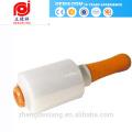 China manual de uso preto e branco MINI filme de estiramento do rolo