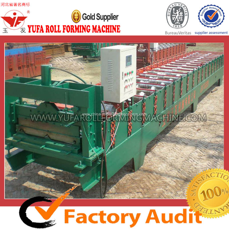 YF51-410-820 Arch Roof Roll Forming Machine