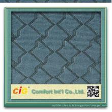 Tissu en polyester pour siège d'auto