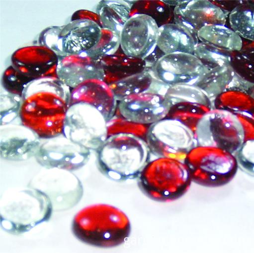 glass gems glass beads