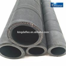 stretch double textile braided rubber air hose air compressor hose