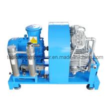 Compresor de aire de alta presión CNG Compresor CNG Booster CNG de llenado de la bomba (Bx30CNG)