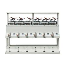 GUOSHENG alta velocidade macio fio DC enrolamento máquina 12 fusos GM-SD012