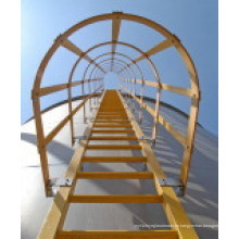 FRP Barandilla / Material de construcción / Escalera de fibra de vidrio / Escalera / Puerta de seguridad
