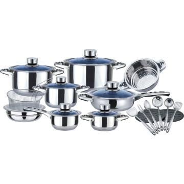 High quality 24pcs Cookware set